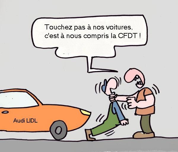 Audi LIDL