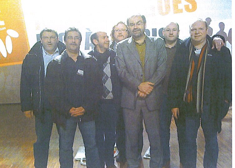 Le bulletin CFDT de janvier 2010 sur internet francoischereque