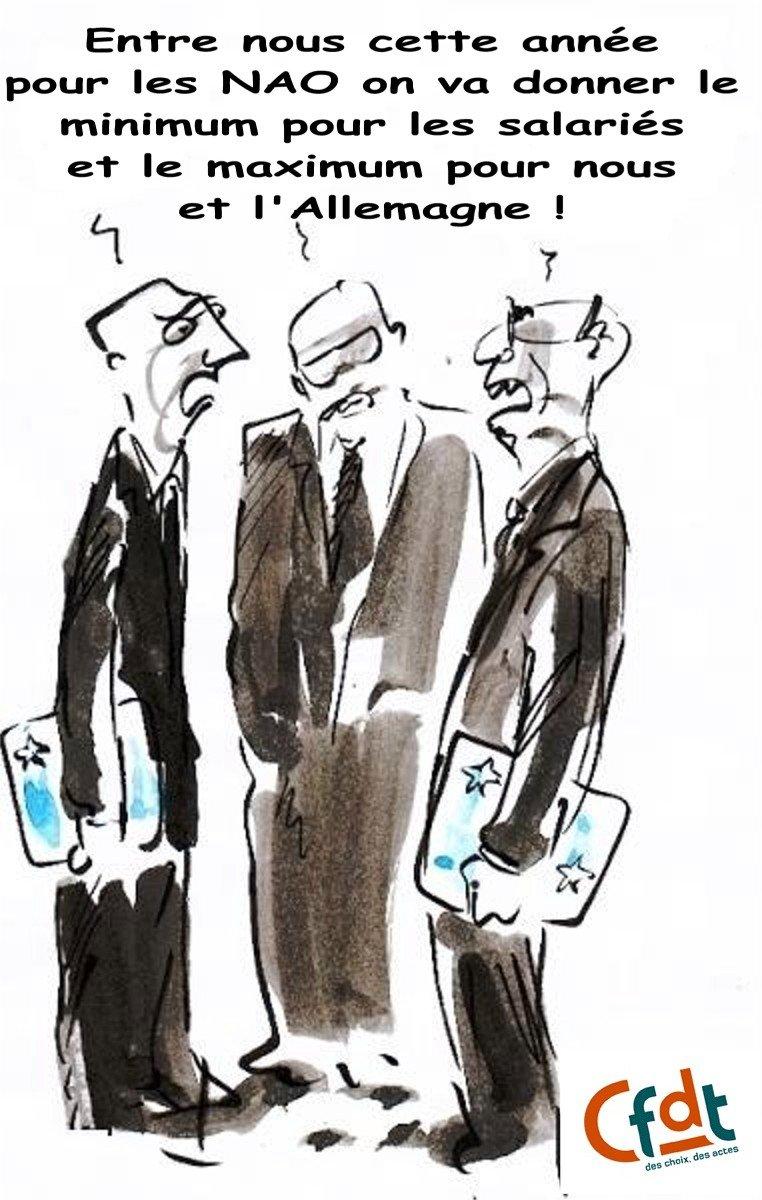 Salaires 2010 chez LIDL, la productivité aux dépends des conditions de travail !  lidlnao