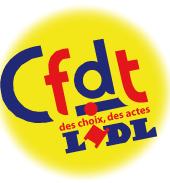 La CFDT LIDL vous remercie toutes et tous pour nous avoir fait confiance lors des éléctions logocfdt1