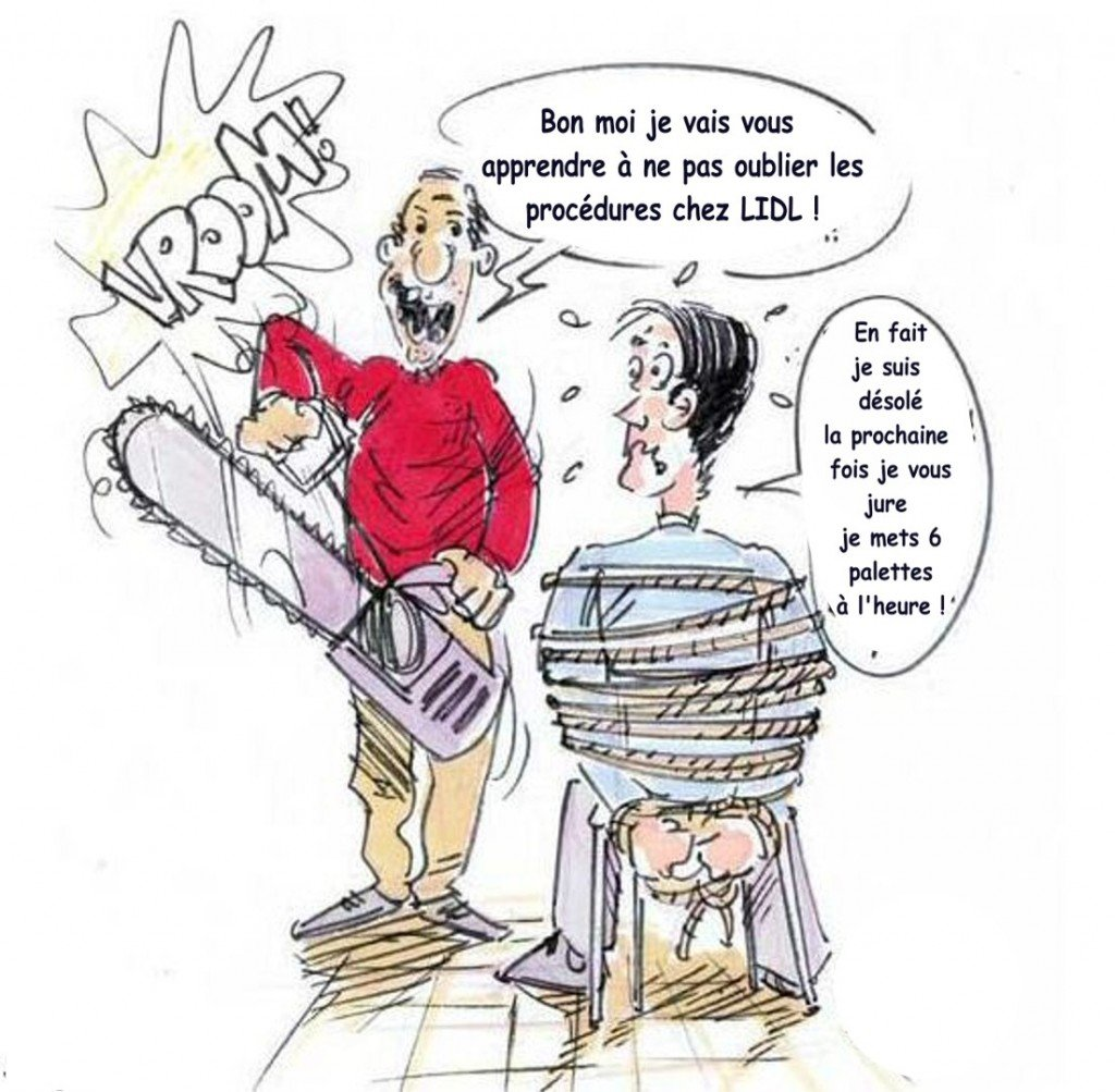 LIDL entre harcelement et management à la hussarde !  humour-procedure-lidl-1024x1003