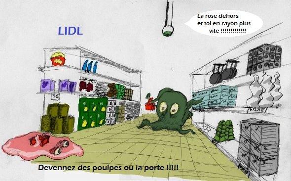 APPEL A LA GREVE DE LA CFDT LIDL pour le 1 er novembre, le travail des dimanches et la dégradation des conditions de travail. lidl-supermarche-2013-pole-position
