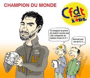 handball-LIDL CFDT